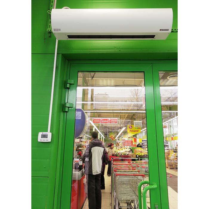 Тепловая завеса  купить в Саратове цена